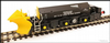 Hattons H4-BH-011 Beilhack snow plough (ex Class 45) ZZAADB966098 in Network Rail black